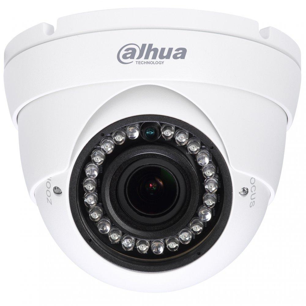 Camera HDCVI Dahua HAC-HDW1200R-VF dome de exterior 1080p IR 30m 2.7~12mm