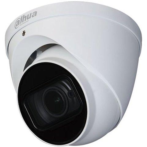 Imagine Camera Dome Hdcvi Dahua Hac-hdw1200t-z 2mp Varifocala Motorizata 2.7-12mm Ir 60m Ip67