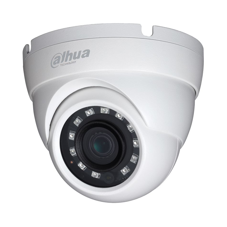 Camera dome HDCVI Dahua HAC-HDW1220M 2MP 2.8mm Smart IR 30m IP67