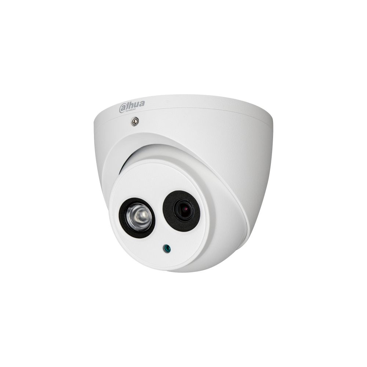 Camera dome HDCVI Dahua HAC-HDW1500EM-A 5MP 3.6mm Smart IR 50m IP67 microfon