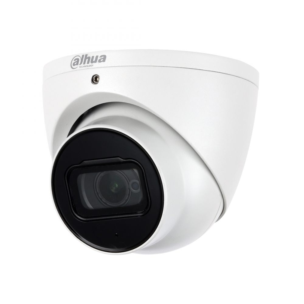 Imagine Camera Dome Hdcvi Dahua Hac-hdw2501t-a 5mp 2.8 - 3.6mm Lens Smart Ir 50m Ip67 Microfon Wdr 120db