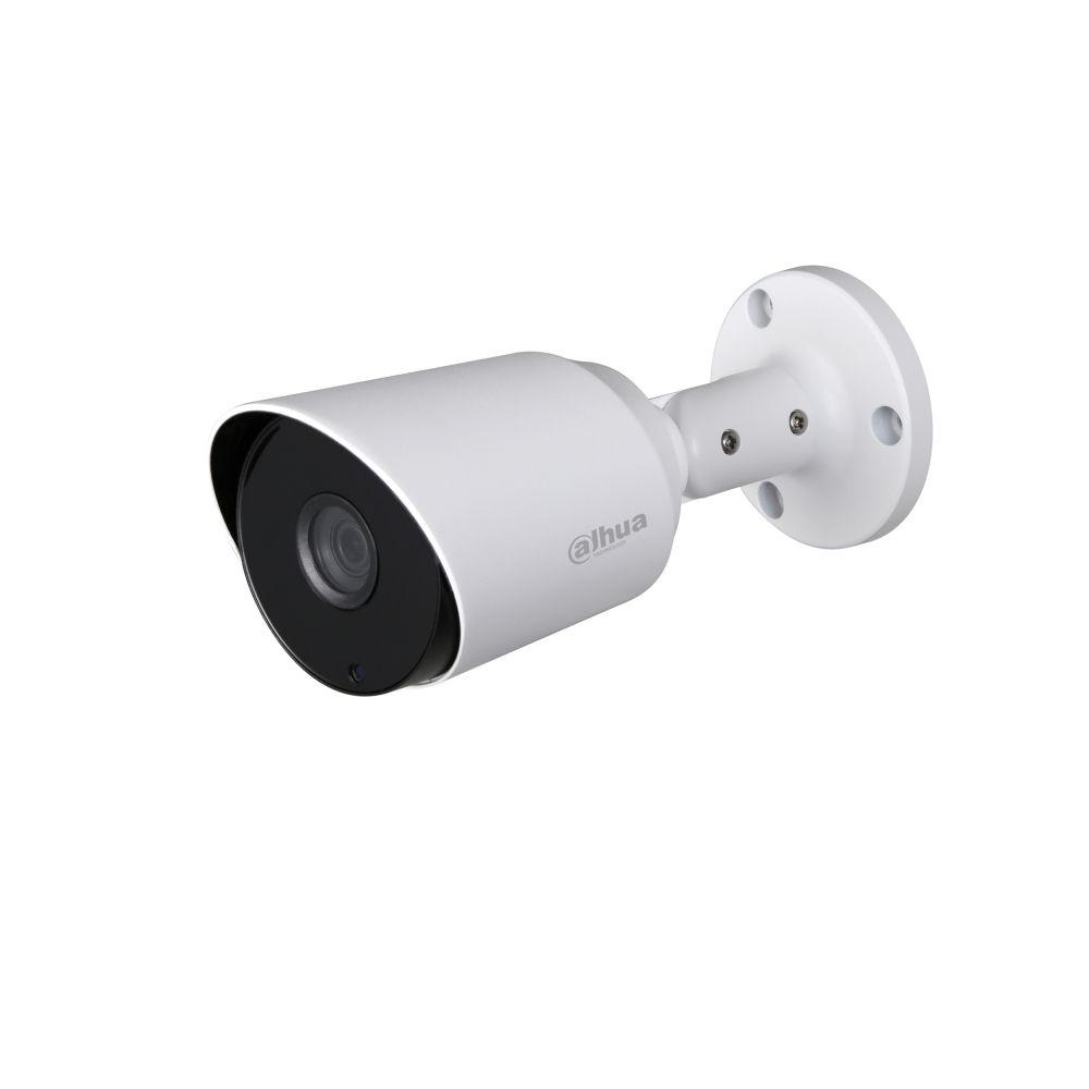 Imagine Camera Bullet Hdcvi Dahua Hac-hfw1400t 4mp 2.8mm Ir 20m Ip67