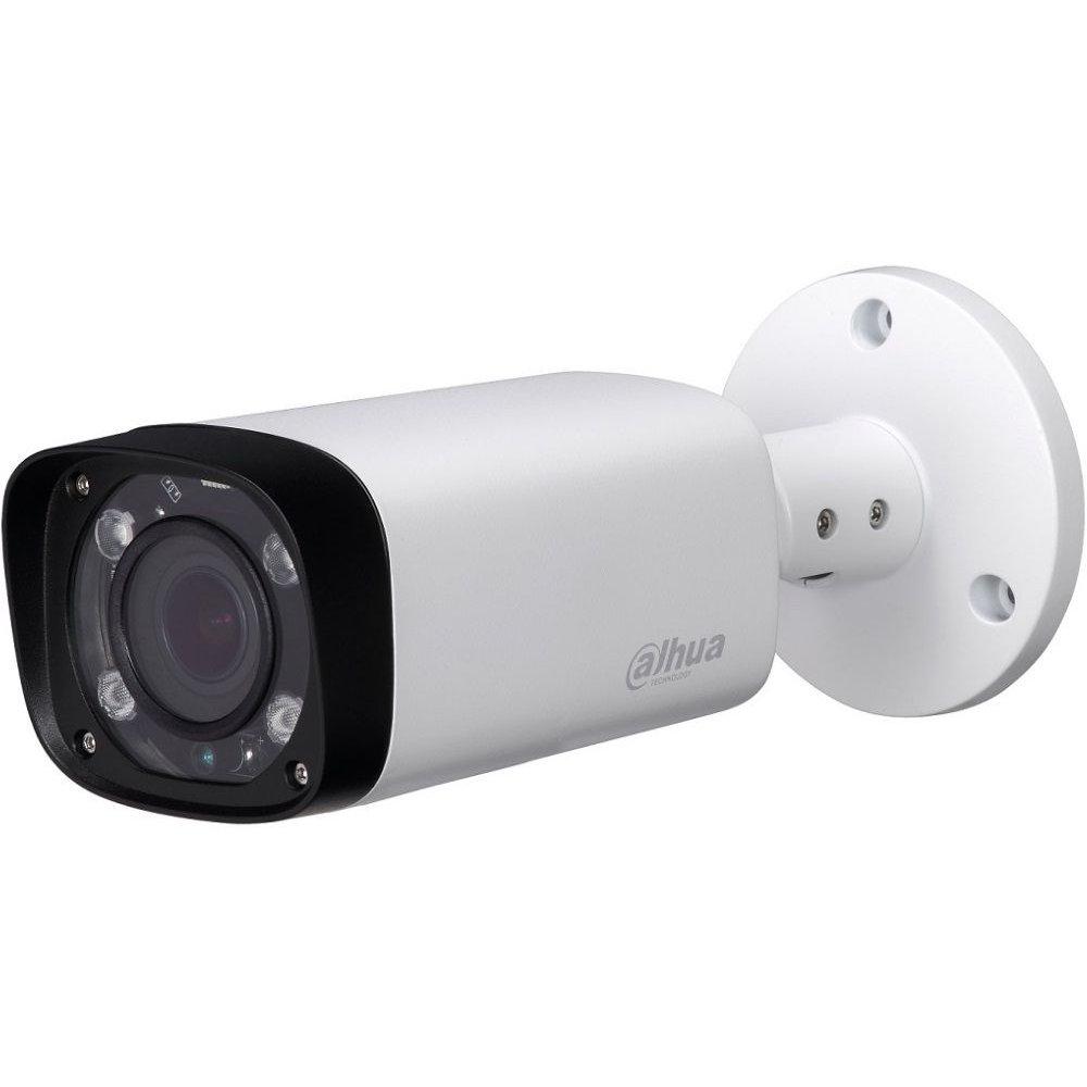Camera HDCVI Dahua HAC-HFW2221R-Z-IRE6 bullet de exterior 1080p 2.1Mp IR 60m 2.7-12mm zoom motorizat