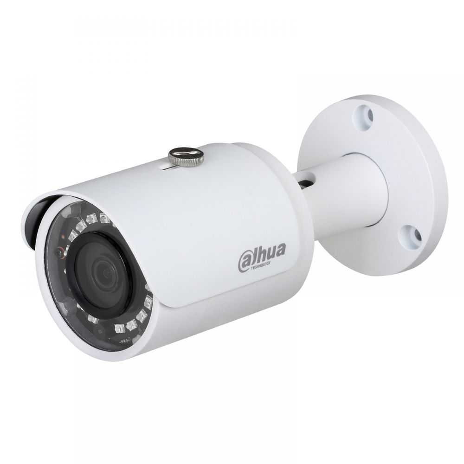 Camera bullet HDCVI Dahua HAC-HFW2401S 4MP 3.6mm Smart IR 30m IP67 WDR 120dB