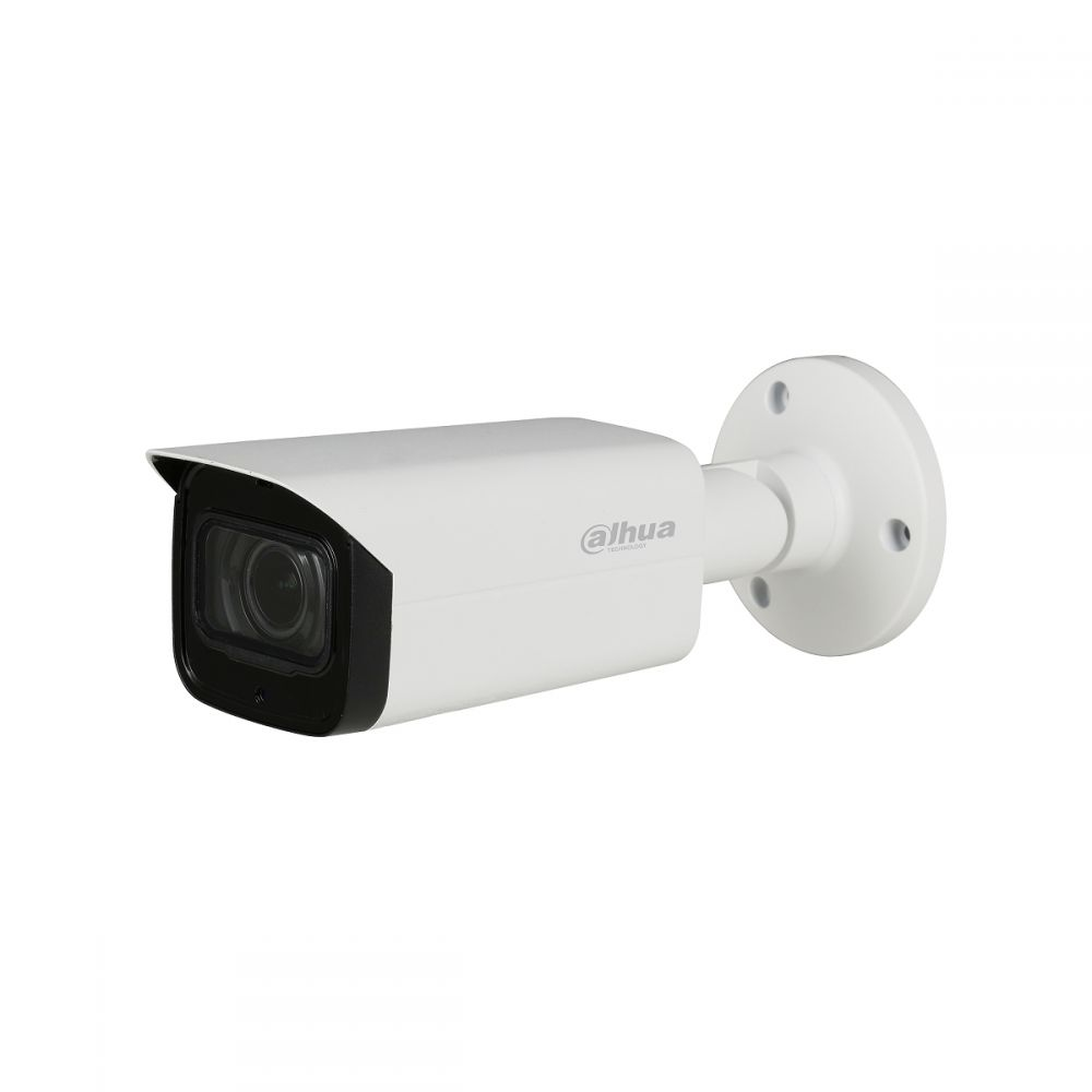 Camera bullet HDCVI Dahua HAC-HFW2501T-Z-A 5MP varifocala motorizata 2.7-13.5mm IR 80m IP67 microfon WDR 120dB