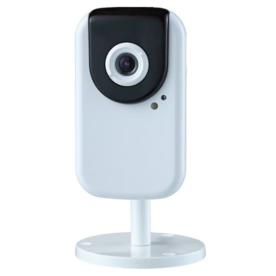 Camera Mini Box Ip De Interior Secpral Hdv-i2m-ir
