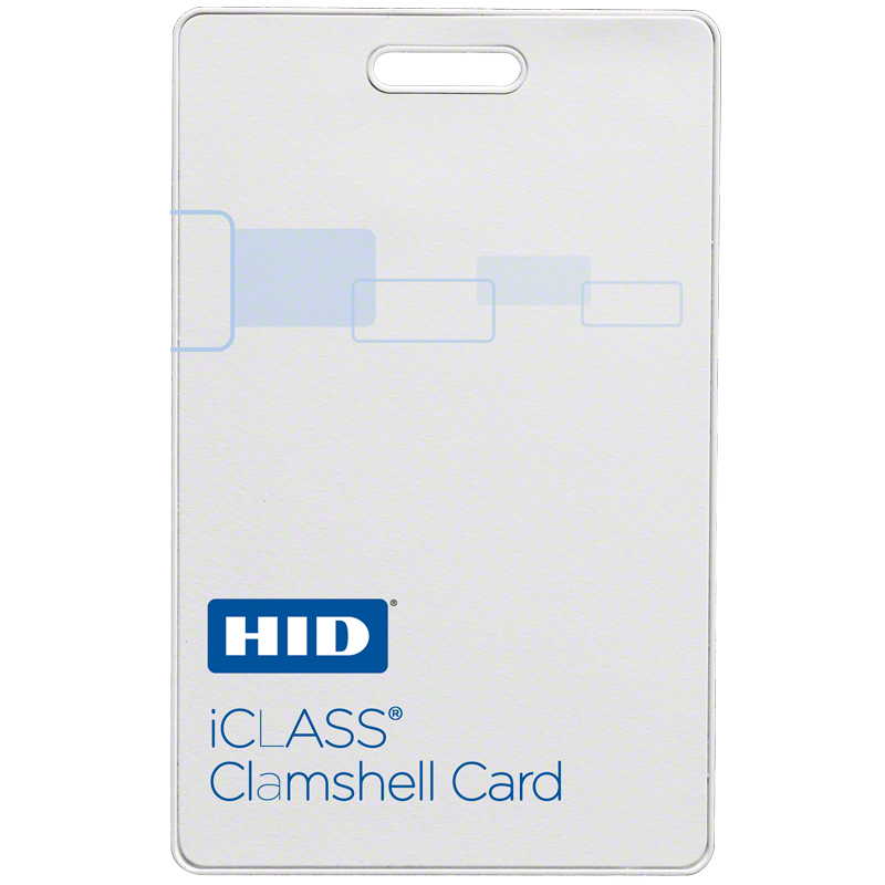 Cartela Tip Smart Card De Proximitate Iclass 13.56mhz 2080