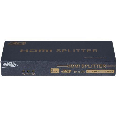 Accesoriu supraveghere PXW Splitter HDMI cu 2 iesiri HS-102