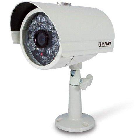 Camera IP 2MP bullet PLANET ICA-HM312 (V2) de exterior IR 25m PoE ONVIF 1080P