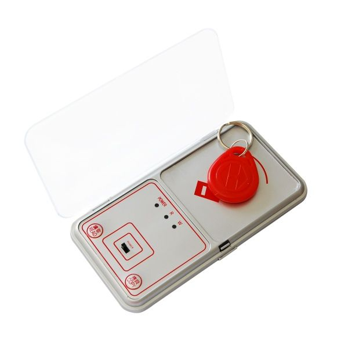 Copiator portabil pentru tagurile IDT-2000EM-RW IDR-C1EM