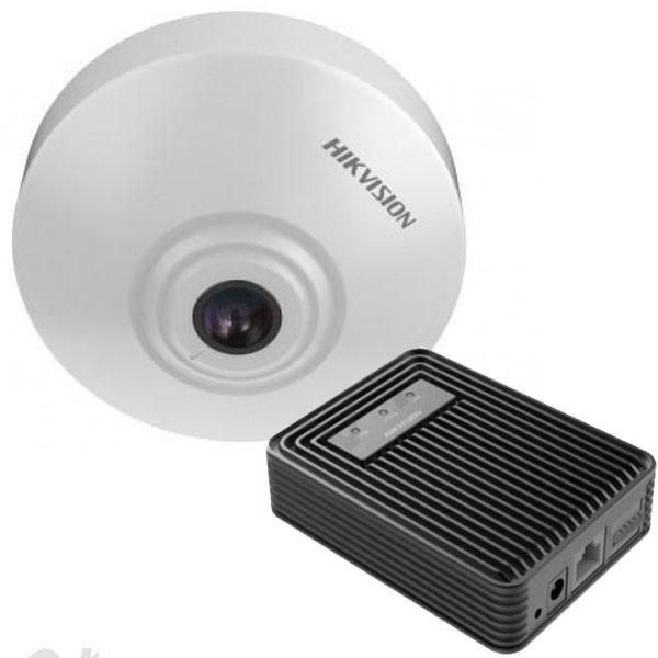 Camera Ip Contorizare Persoane Hikvision Ids-2cd6412fwd/c