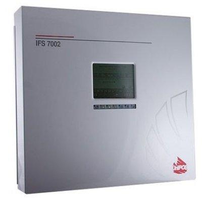 Centrala de detectie si semnalizare incendiu adresabila 2 bucle UniPOS IFS7002-2