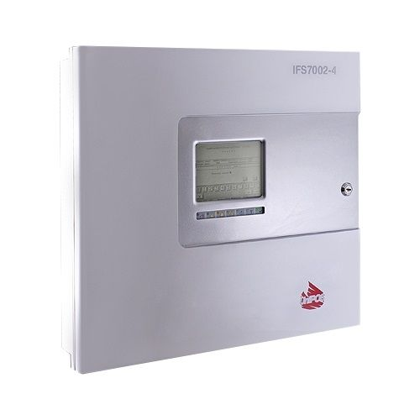 Centrala de detectie si semnalizare incendiu adresabila 4 bucle UniPOS IFS7002-4