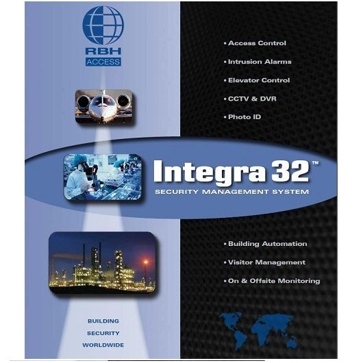 Software De Management Pentru Centrale Control Acces Rbh Integra32