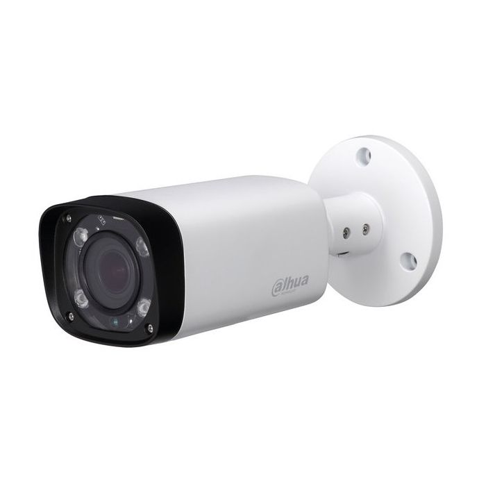 Camera bullet IP Dahua IPC-B2A20-Z 2MP varifocala motorizata 2.7-12mm IR 60m IP67 slot microSD PoE