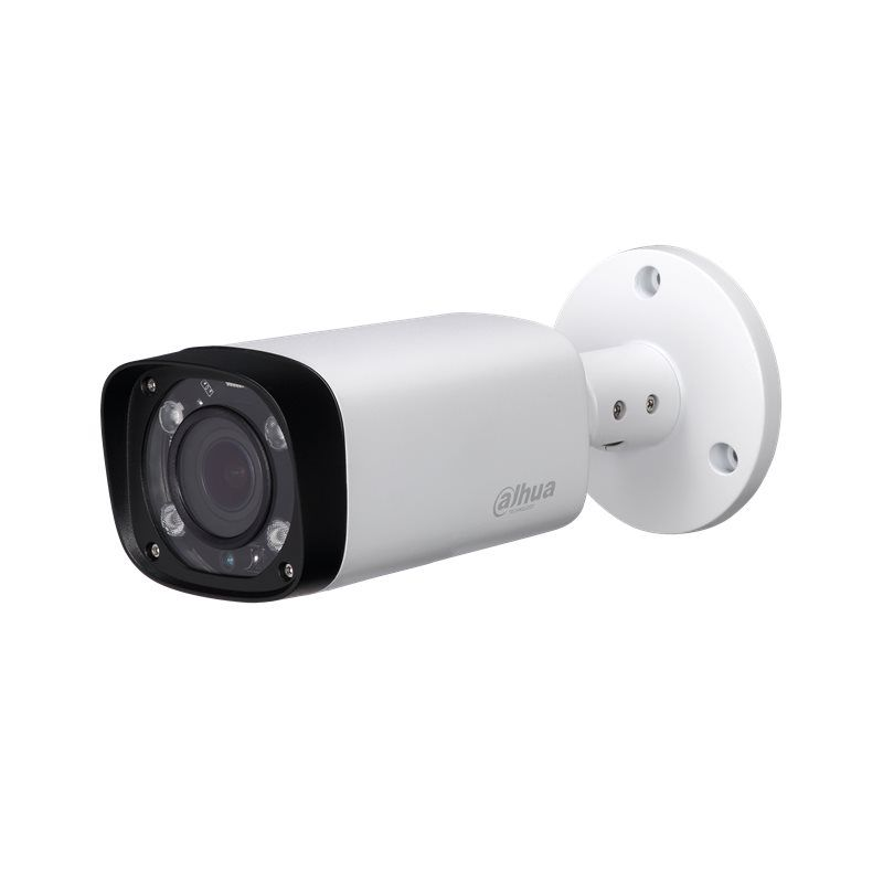 Camera bullet IP Dahua IPC-B2A30-Z 3MP lentila varifocala 2.7-12mm IR 60m IP67 PoE slot card microSD