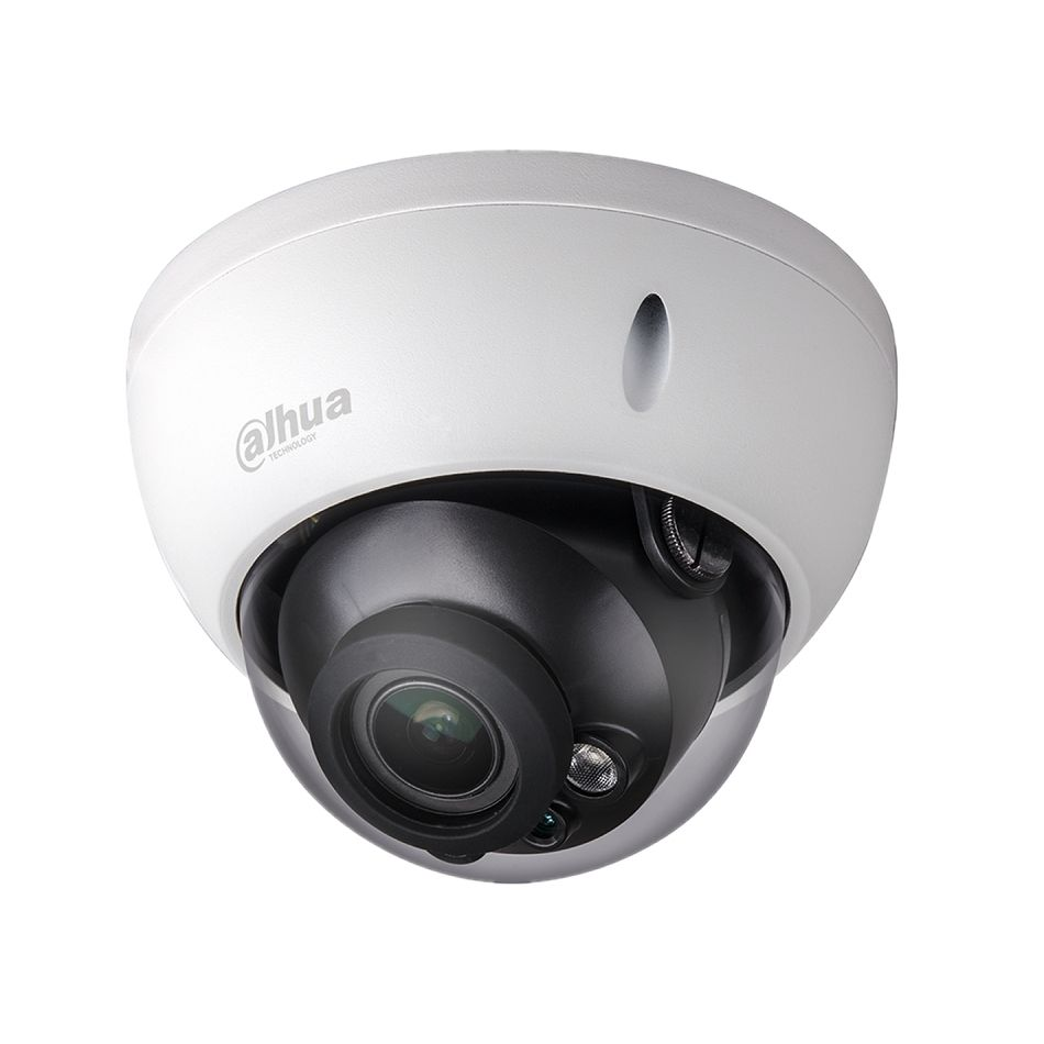 Camera dome IP Dahua IPC-D2A20-VF 2MP varifocala 2.7-12mm Smart IR 30m IP67 IK10 slot microSD PoE