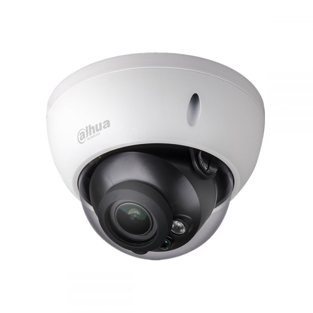 Camera dome antivandal IP Dahua IPC-HDBW2221R-ZAS 2MP lentila varifocala motorizata 2.7-12mm IR 30m IP67 IK10 PoE WDR 120dB slot card microSD