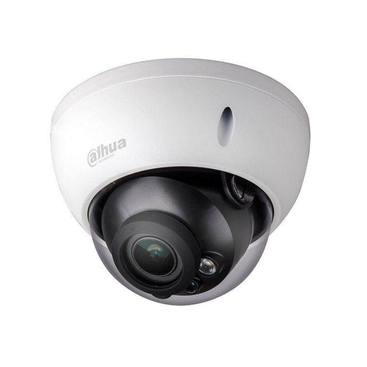 Camera dome IP Dahua IPC-HDBW2431R-ZS 4MP varifocala motorizata 2.7-13.5mm Smart IR 30m IP67 IK10 WDR 120dB PoE