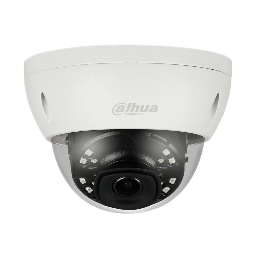 Camera dome IP Dahua IPC-HDBW4431E-ASE 4MP 2.8mm IR 30m IP67 IK10 ePoE functii IVS WDR 120dB intrari/iesiri alarma/audio