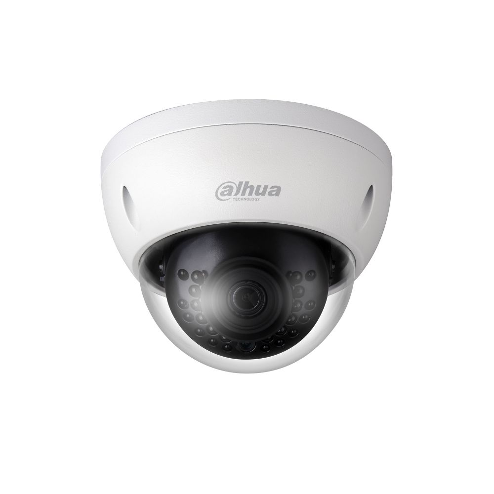 Camera IP antivandal Dahua IPC-HDBW4830E-AS 8MP 4K 4mm IR 30m IP67 IK10 microSD pana la 128GB IVS PoE