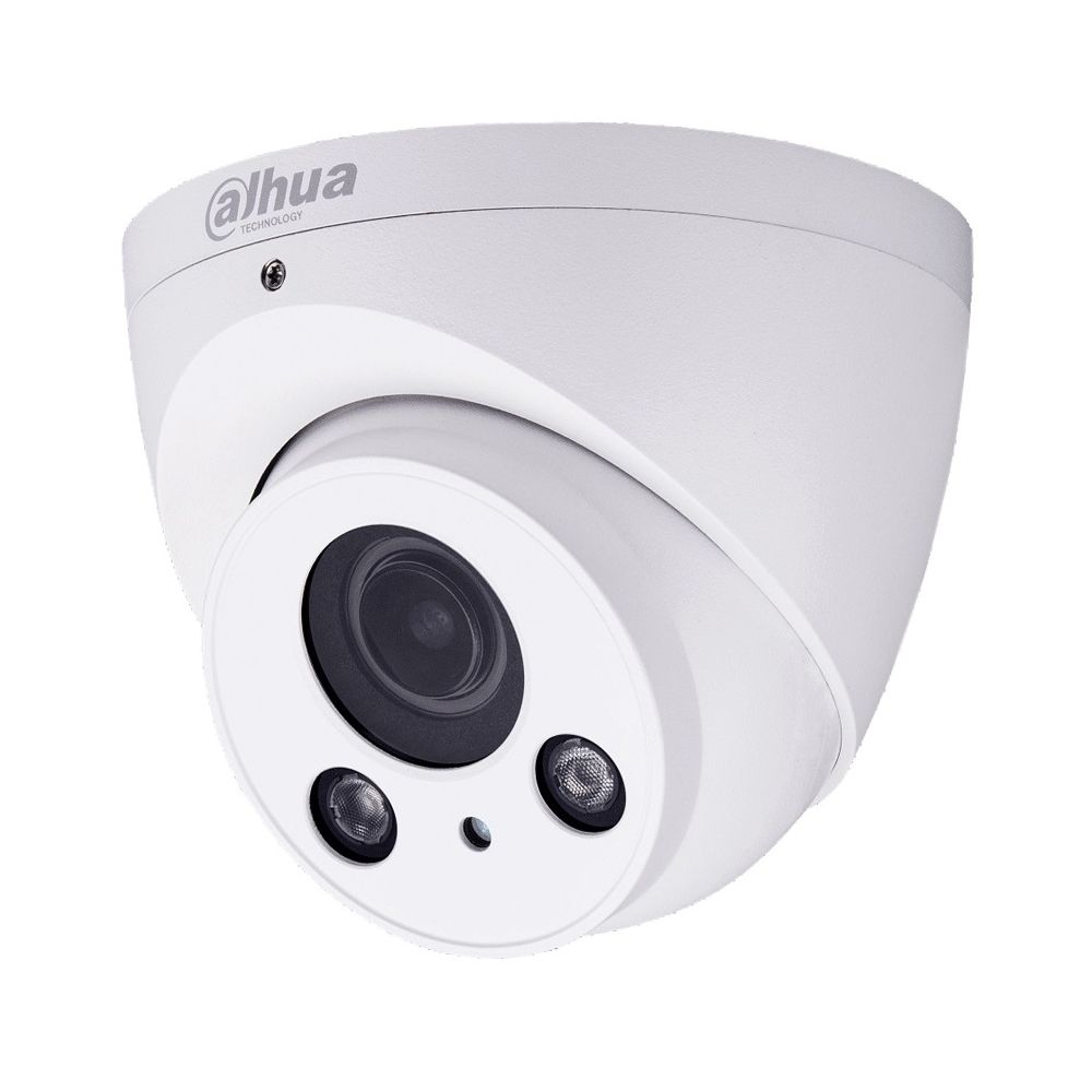 Camera dome IP Dahua IPC-HDW2421R-ZS 4MP lentila varifocala motorizata 2.7-12mm IR 60m IP67 PoE ONVIF WDR 120dB