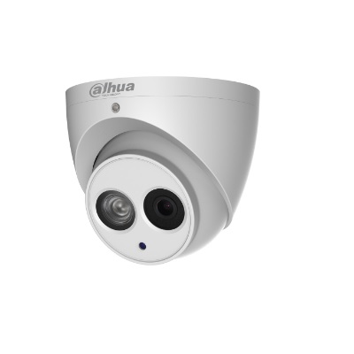Camera Dome IP Dahua IPC-HDW4631EM-ASE 6MP H.265 IR 50m 2 8mm Ip67 PoE