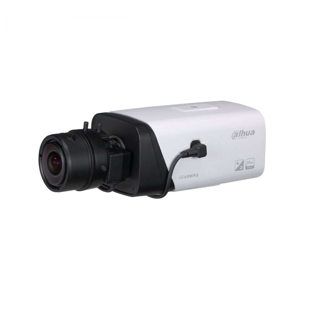 Camera Box Ip Dahua Ipc-hf5221e 2mp. 3d-dnr. Wdr 120db. Poe. Onvif. Slot Card Microsd