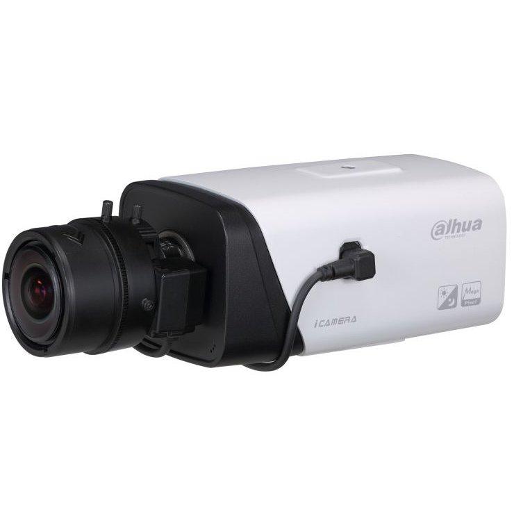 Camera box IP Dahua IPC-HF5221E 2MP 3D-DNR WDR 120dB PoE ONVIF slot card microSD