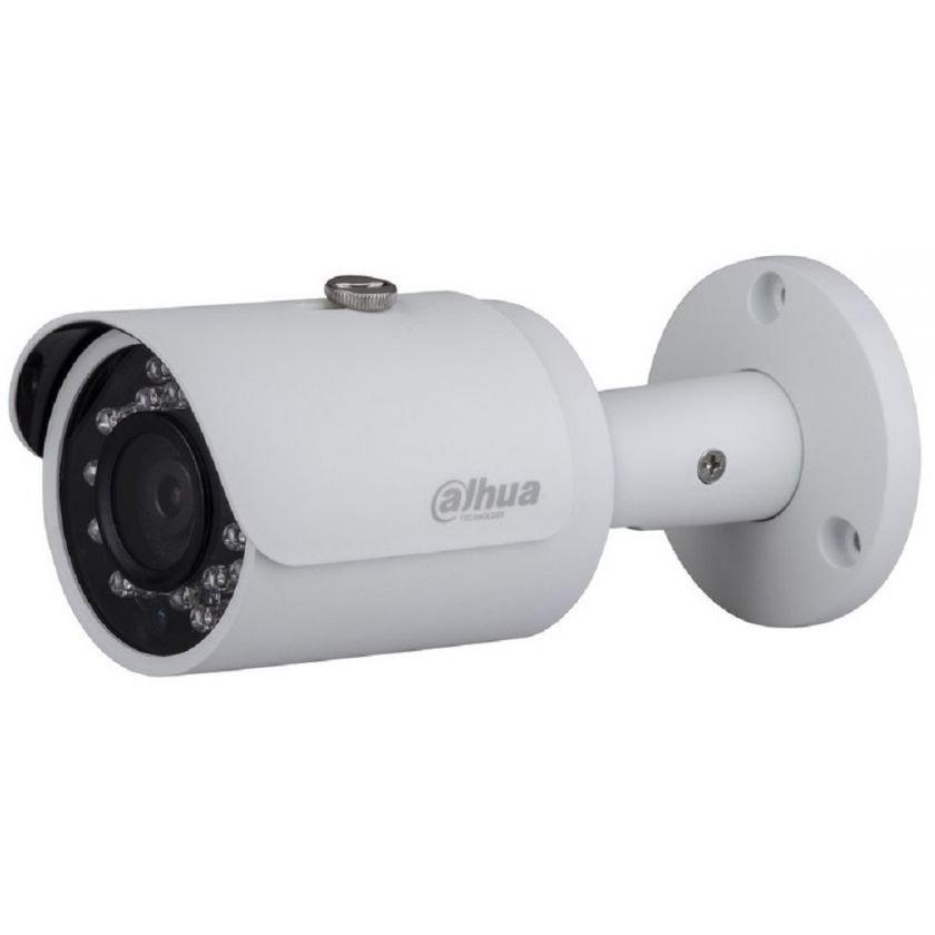 Camera bullet IP Dahua IPC-HFW1420S 4MP IR 30m IP67 lentila fixa 3.6mm H.264+ ONVIF