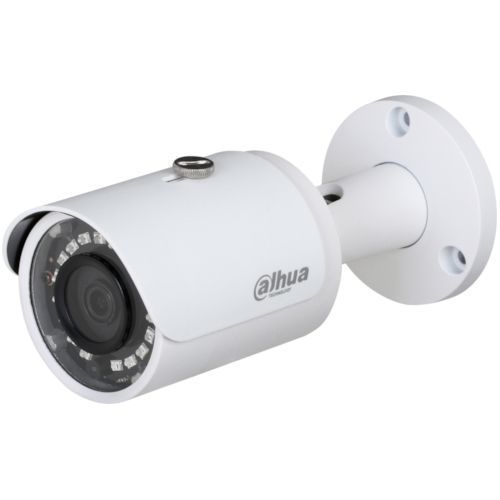 Camera IP Dahua IPC-HFW1431S Bullet 4MP CMOS 1/3inch 2.8mm 18 LED IR 30m WDR 120dB H.265+ IP67 Carcasa metal+plastic IPC-HFW1431SP-0280B