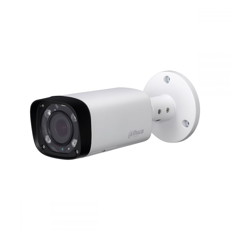Camera bullet IP Dahua IPC-HFW2421R-ZS-IRE6 4MP lentila varifocala motorizata 2.7-12mm IR 60m IP67 WDR 120dB PoE ONVIF