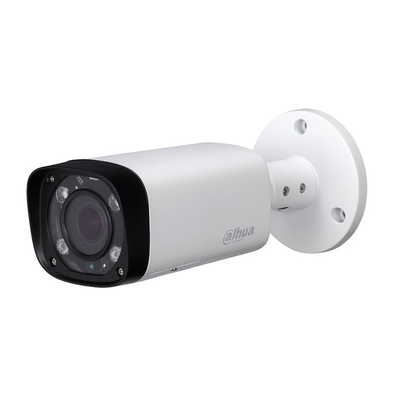 Camera bullet IP Dahua IPC-HFW2431R-ZS-IRE6 4MP varifocala motorizata 2.7-13.5mm Smart IR 60m IP67 PoE