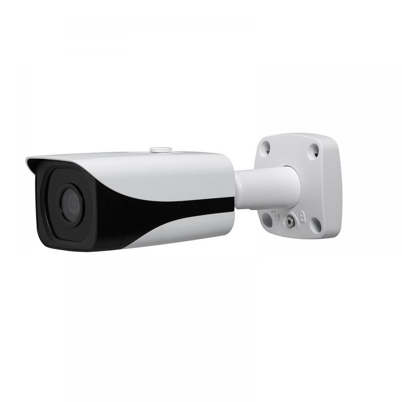 Camera bullet IP Dahua IPC-HFW4830E-S 8MP H.265+ IP67 IR 40m slot card microSD functii IVS ONVIF PoE