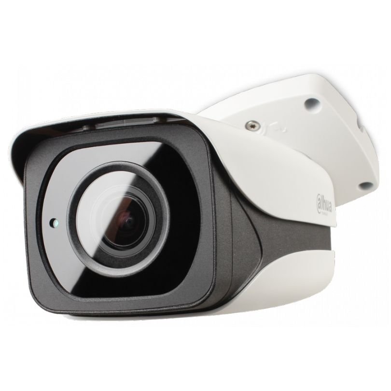 Camera bullet IP Dahua IPC-HFW5221E-Z 2MP lentila varifocala motorizata 2.7-12mm WDR 120dB IR 50m IP67 PoE ONVIF