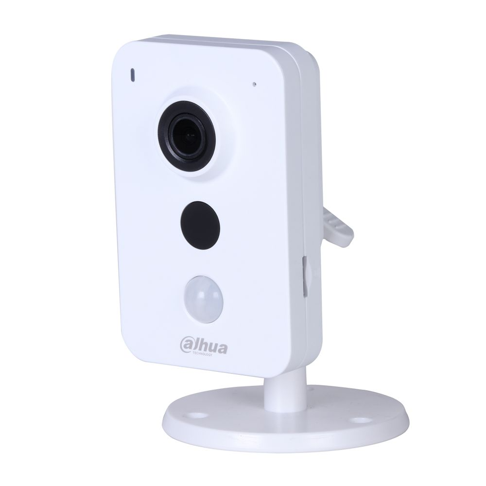 Camera Ip Dahua Ipc-k35 Cube Wireless 3mp. 2.8mm. Ir 10m. Microsd