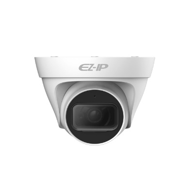 Imagine Camera Dome Ip Dahua Ipc-t1b20 2mp 2.8mm Smart Ir 30m Ip67 Poe