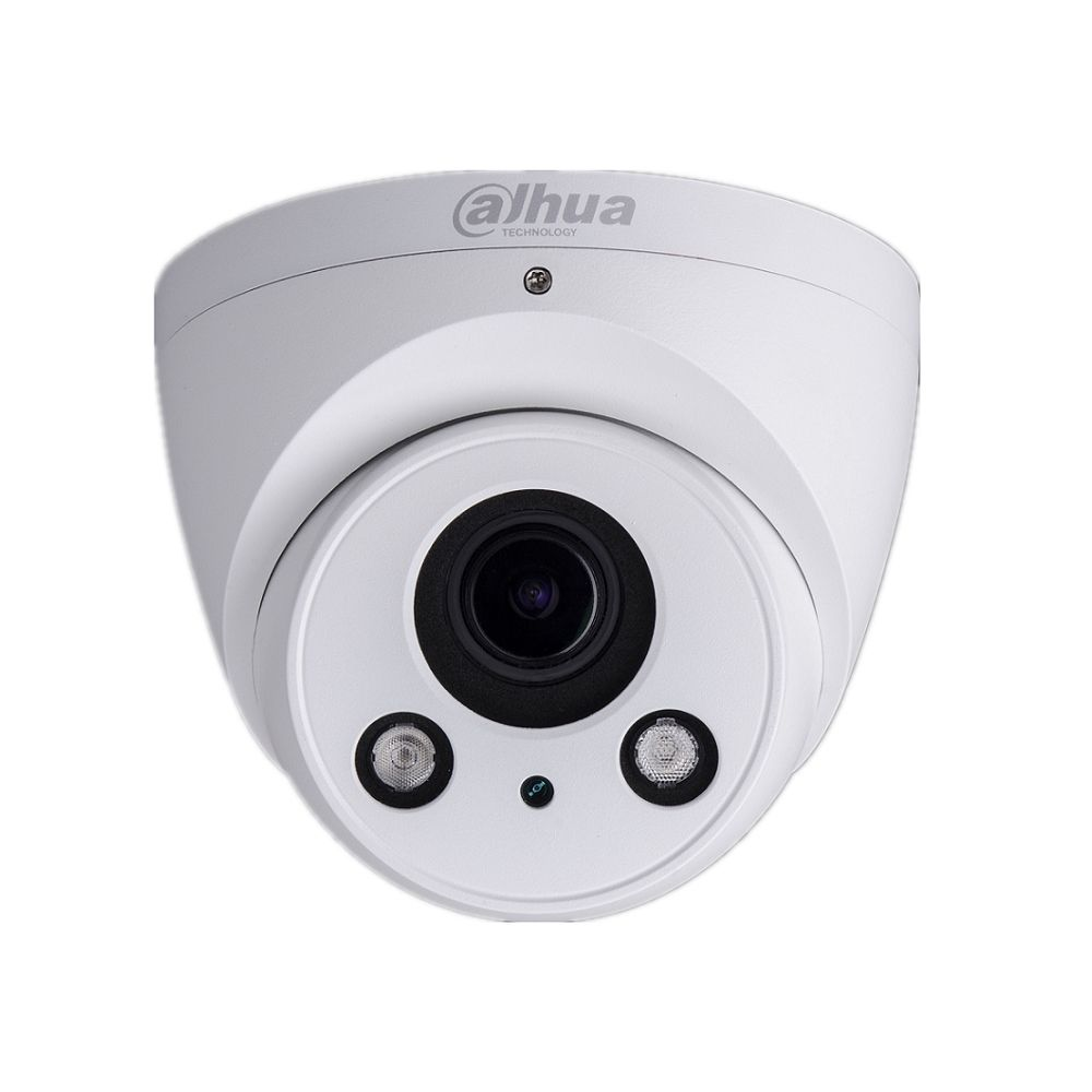 Camera dome IP Dahua IPC-T2A20-Z 1.3MP varifocala motorizata 2.7-12mm IP67 IR 60m slot card PoE