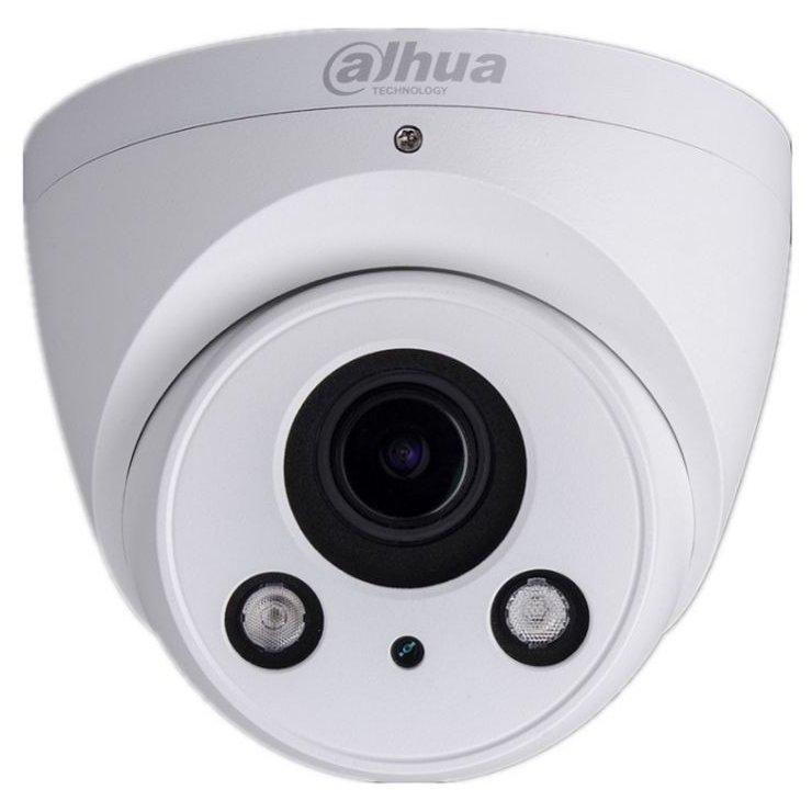 Camera dome IP Dahua IPC-T2A30-Z 3MP varifocala motorizata 2.7-12mm IP67 Smart IR 60m slot card PoE