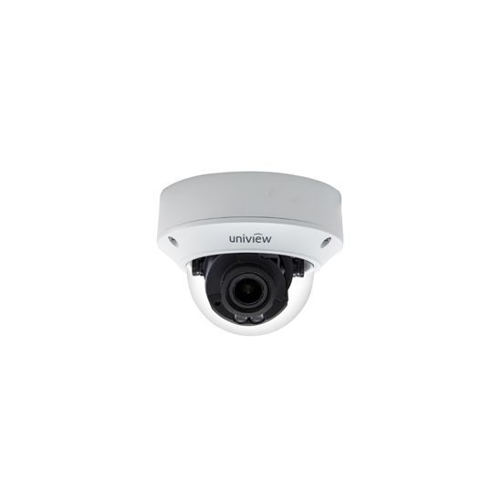 Camera dome IP 2MP Uniview IPC3232ER-DV varifocala 2.8-12mm antivandal IR 30m IP66 PoE