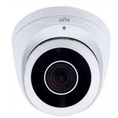 Camera dome IP Uniview IPC3632ER3-DPZ28-C 2MP lentila varifocala motorizata 2.7-12mm IR 30m WDR 120dB microfon incorporat PoE