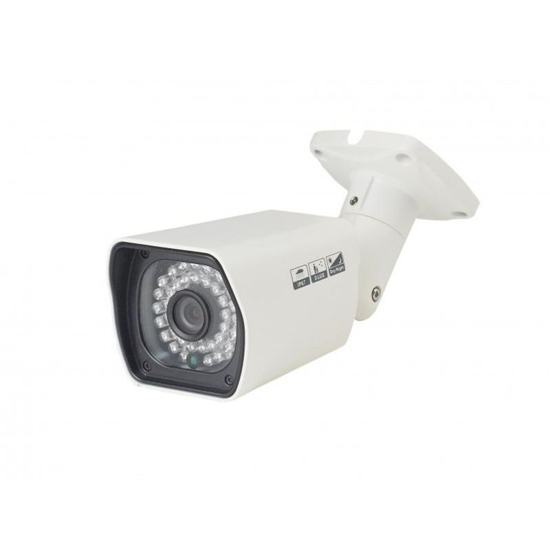 Camera Bullet Ahd Videomatix Ir2130 2mp. 3.6mm. Ir 40m. Antivandal. Ir Cut