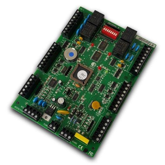 Centrala De Control Acces Pentru 2 Usi Unidirectio