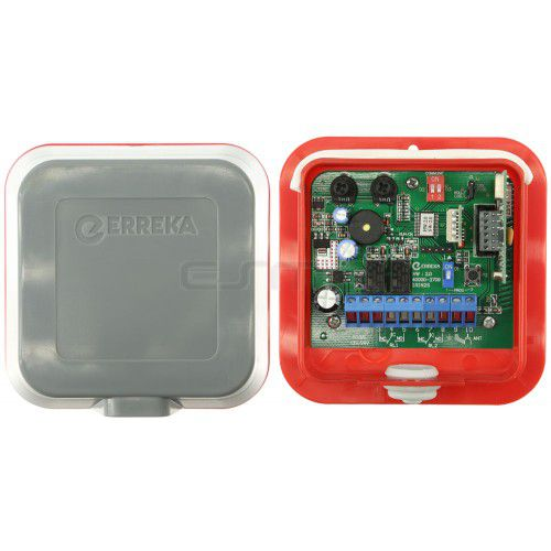 Receptor extern rolling code in carcasa de plastic Erreka IRIN2S
