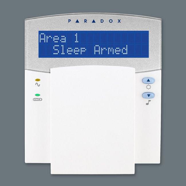 Tastatura LCD 32 zone Paradox K32 LCD