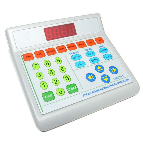 Tastatura Control Ptz Afisaj Led Kmw Kb-303