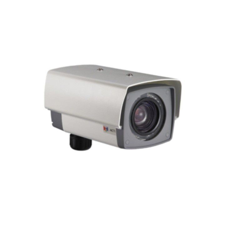 Camera Ip 4mp Box Pentru Exterior/zoom 18x Kcm-5211e Acti