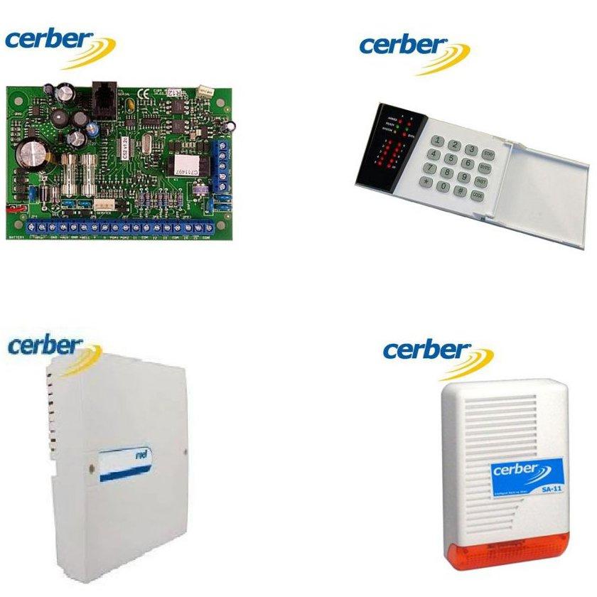 Kit alarma Cerber C52