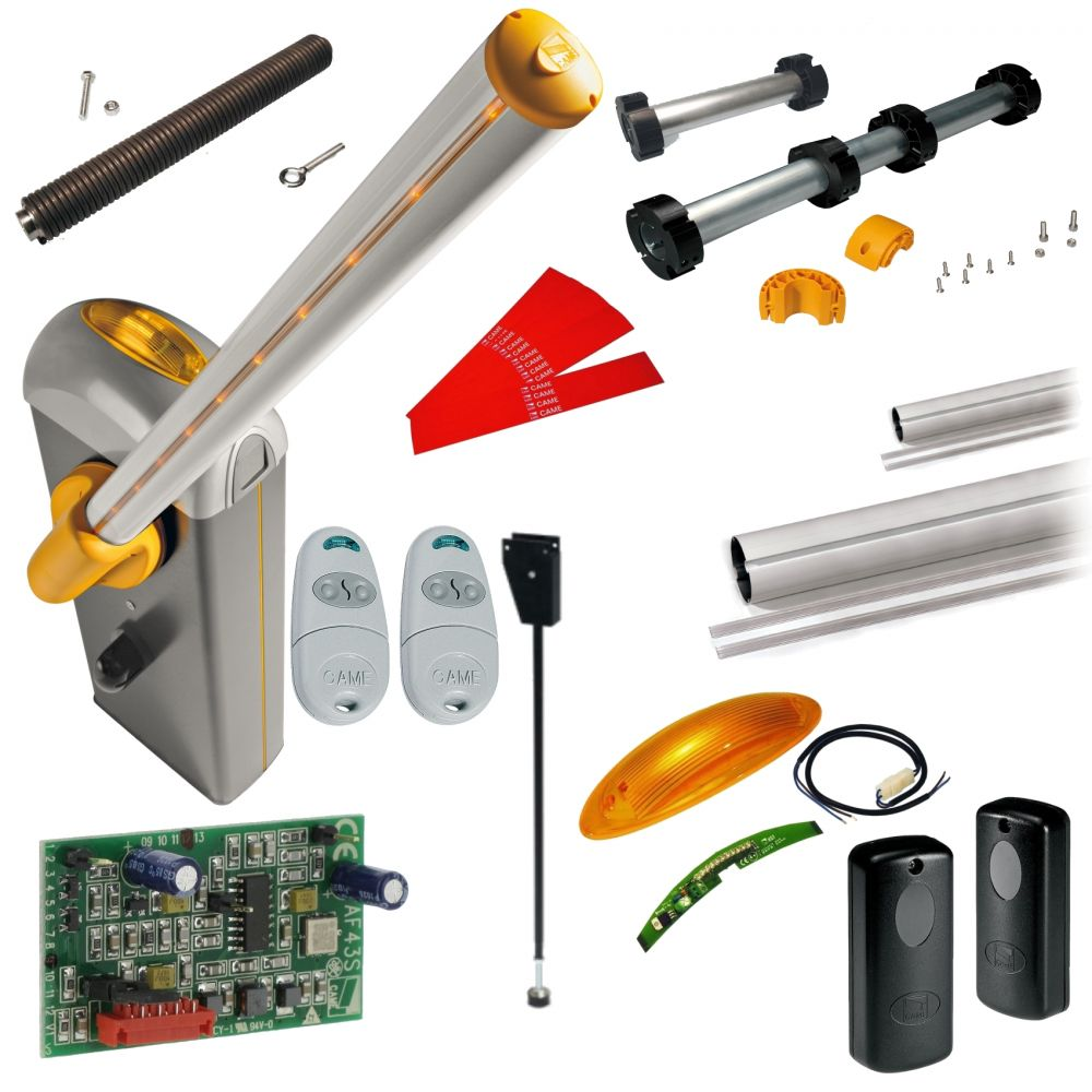 Kit Automatizare Bariera Auto Came Kit Gard8 G2080
