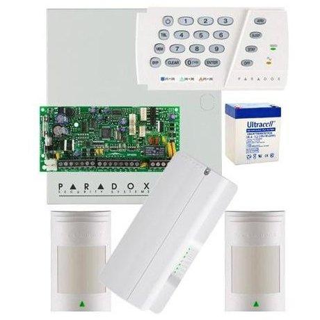 Sistem De Alarma Antiefractie Paradox Kit S4-2pg